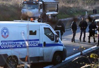 Assalto al portavalori sul Raccordo Salerno Avellino, aperta una inchiesta