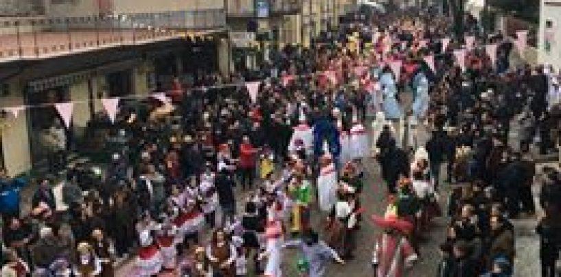 In treno con il Touring per il Carnevale di Montemarano