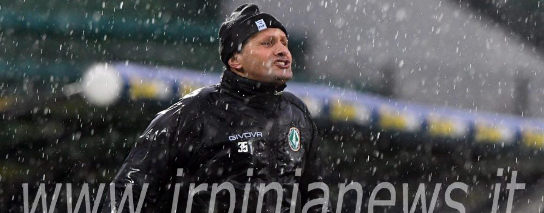Avellino Calcio – Novellino riparte. Moretti, che spavento in campo