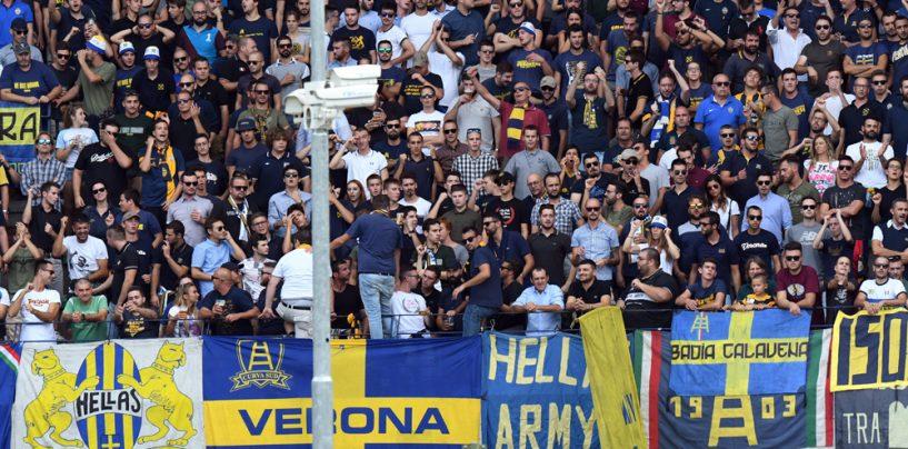 Avellino Calcio – Discriminazione territoriale: confermata la sanzione al Verona