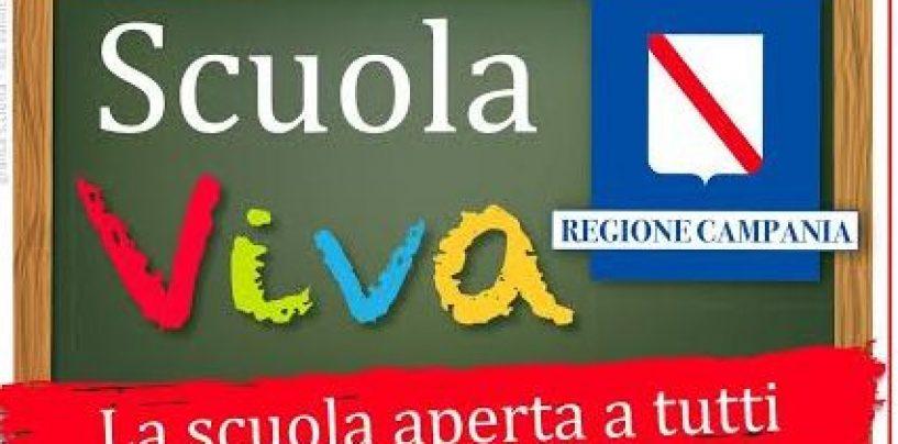 """Al """"Vanvitelli"""" di Lioni parte il progetto """"VIVI…AMO LA SCUOLA"""""""