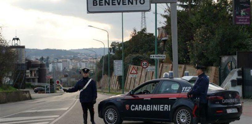 Benevento, maltrattava i due anziani genitori: arrestato