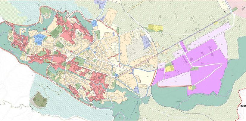 PUC Comune di Montella per gestione attività trasformazione urbana e territoriale comunale