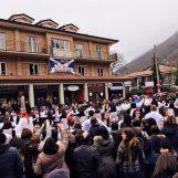 FOTO/ Grande successo per il ritorno del Carnevale volturarese