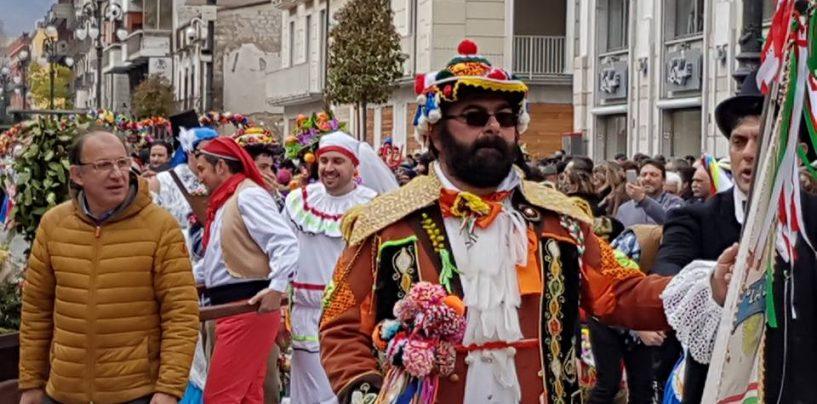 FOTO/ Carnevale 2017: sfilate e risate della festa in Irpinia