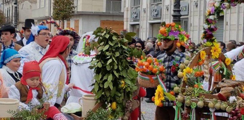"""Foto/ Carnevale ad Avellino con la tradizione ed il folklore della """"Zeza di Bellizzi"""""""