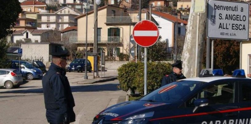 In trasferta da Napoli per compiere furti, allontanati due pregiudicati