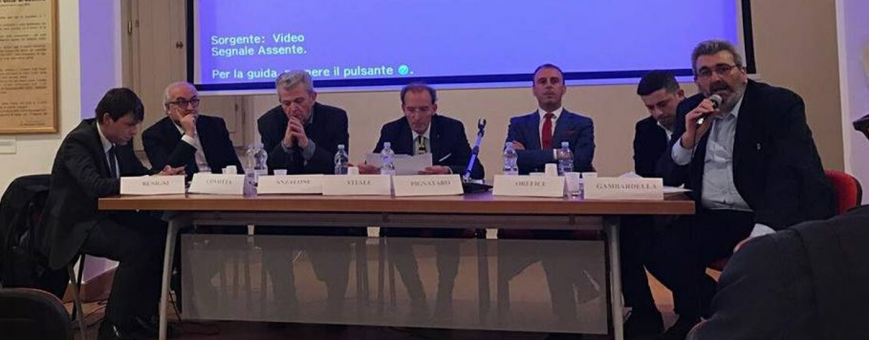 Successo di pubblico e ospiti autorevoli alla presentazione del saggio di Salvatore Pignataro