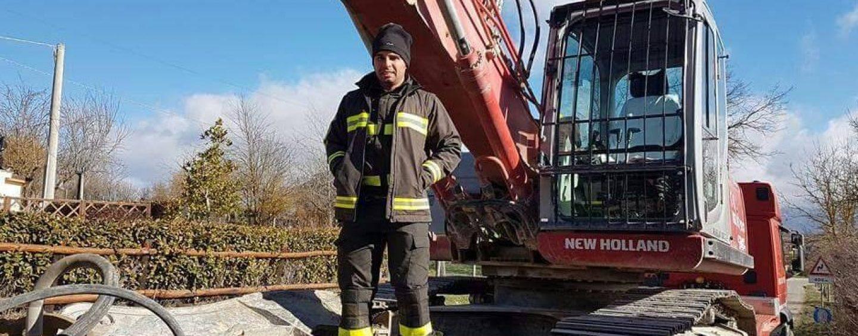 Grave, ma fuori pericolo il pompiere irpino folgorato ad Amatrice