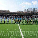 Avellino Calcio – Lupi, sei squilli nel test con la carica di Montemiletto