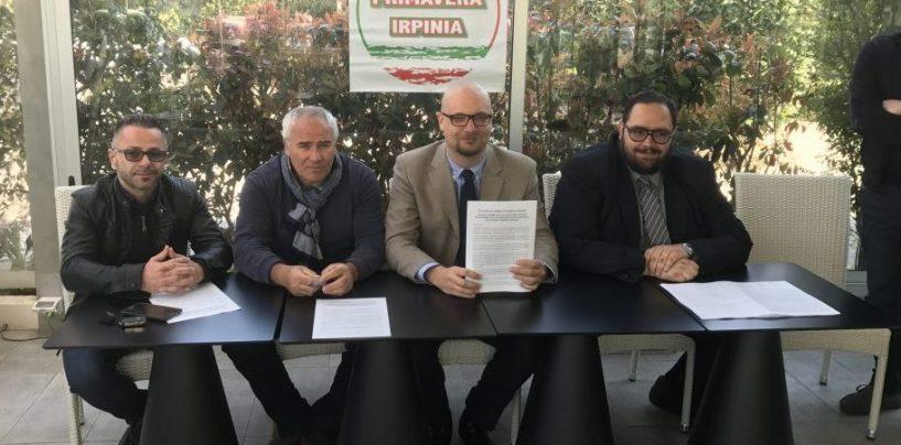 Centrodestra, il Movimento per la Sovranità accoglie con felicità la candidatura di Sabino Morano
