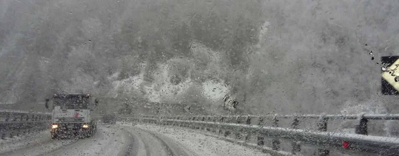 Cade la neve a Roccaraso, previsti più di 60cm entro stasera