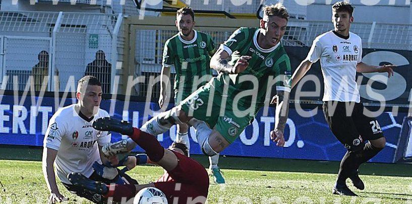 L'Avellino cade a La Spezia ma urla contro l'arbitro