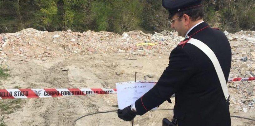 Inquinamento ambientale, nei guai operaio a Solopaca