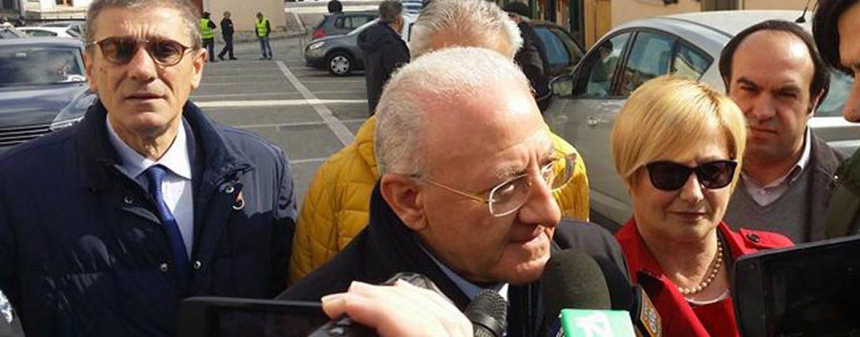'Monnezza' e corruzione in Campania: coinvolto il figlio di De Luca