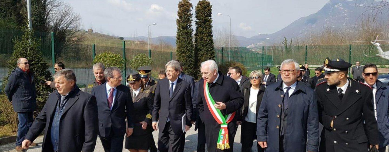 Gentiloni ad Avellino: tra l'indifferenza generale ed il bavaglio ai cronisti