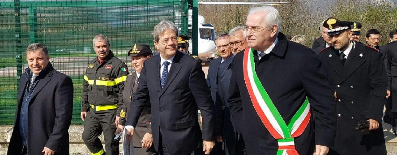 L'ex premier Gentiloni ad Avellino: appuntamento al Carcere Borbonico