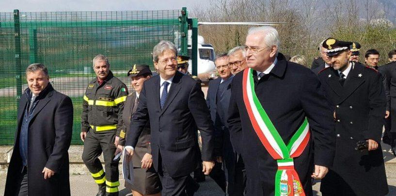 """Riqualifica periferie, il sindaco: """"Gentiloni ha preso visione dei nostri progetti"""""""