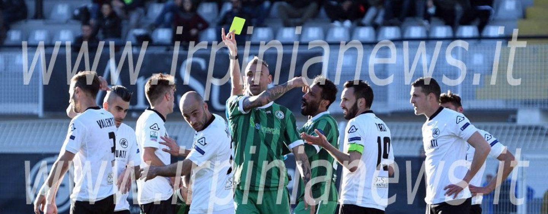 Avellino Calcio – Lupi ad Ascoli con lo spauracchio Ghersini