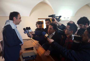 """VIDEO/ Gubitosa: """"Montemiletto avamposto dell'impiantistica sportiva"""""""