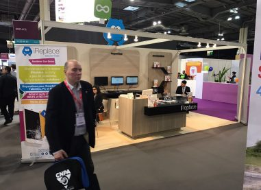 iReplace protagonista in Europa a Franchise Expo Paris 2017