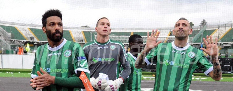 Avellino-Perugia 0-5, la fotogallery di Irpinianews