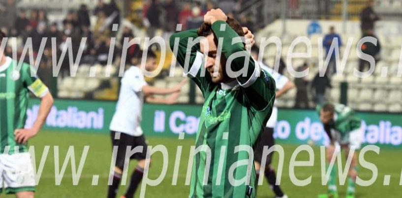 Pro Vercelli-Avellino 1-1, la fotogallery di Irpinianews