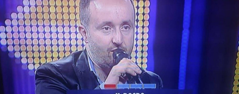 """L'irpino Liberato Marro ad """"Avanti Un Altro"""" con Paolo Bonolis"""
