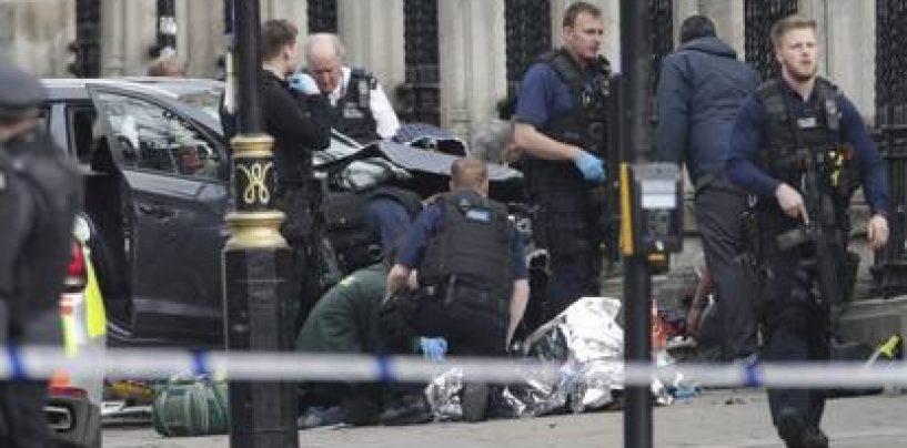 Terrore a Londra, suv su folla davanti a Westminster: morti e feriti