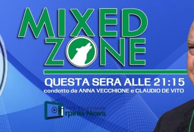 VIDEO/ Walter Taccone ospite a Mixed Zone