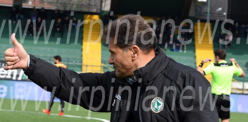 Avellino Calcio – Novellino sfoglia la margherita sulle fasce