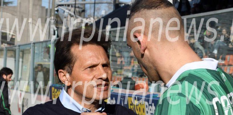 Avellino Calcio – Verso il derby: Novellino recupera pedine
