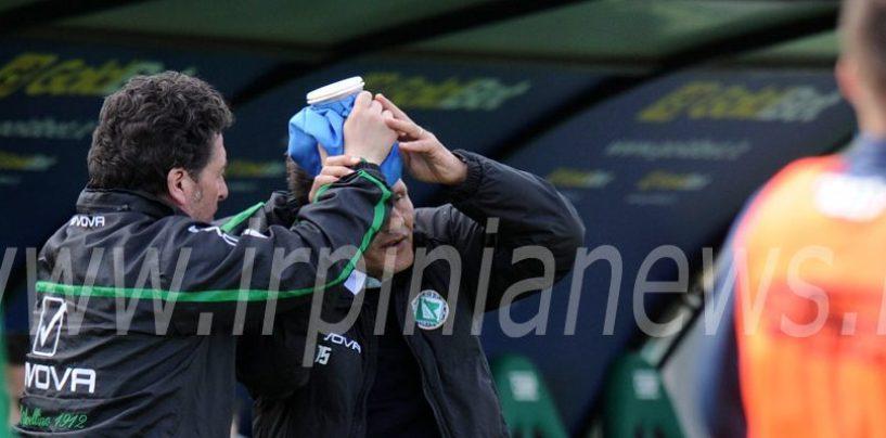 Avellino Calcio – Deep impact doloroso: Novellino rischia la testa
