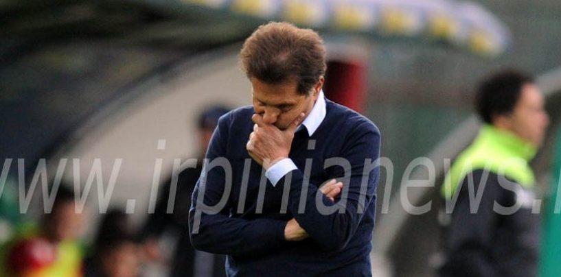 Avellino Calcio – Cabezas, slitta il rientro. Derby: Novellino e i suoi dubbi