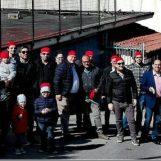 Solofra, un flash mob per restituire alla città la piscina comunale