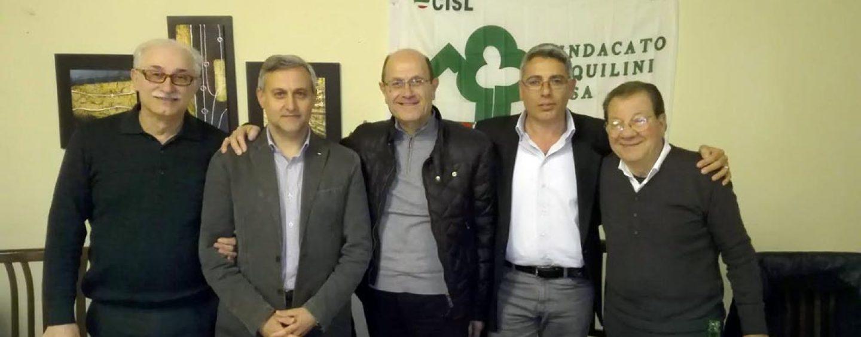 Sicet Cisl IrpiniaSannio, Pasquale Troise è il nuovo segretario