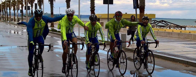 Amatori della Bici da Siena a Termoli… passando per Montevergine
