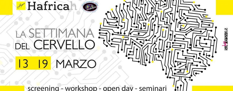 Dal 13 al 19 marzo 2017 anche in Italia si celebra il cervello