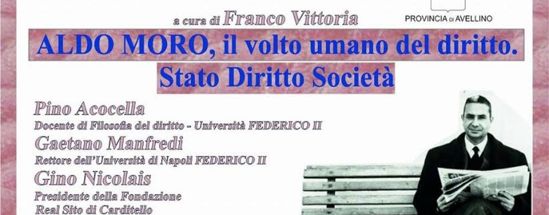 Avellino, presentazione libro su Aldo Moro all'ex Carcere Borbonico