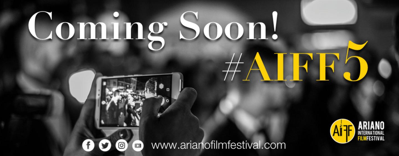 Ariano International Film Festival, inaugurato bando di concorso nuova edizione