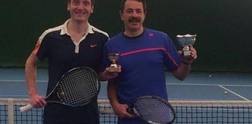 Tennis, Paolo Tescione fa il bis all'Academy