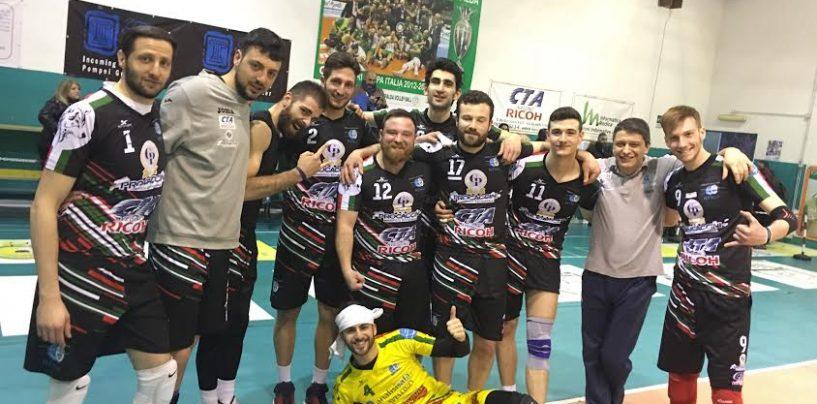 Net&Atripalda Volley si riparte con una vittoria, Ischia s'arrende
