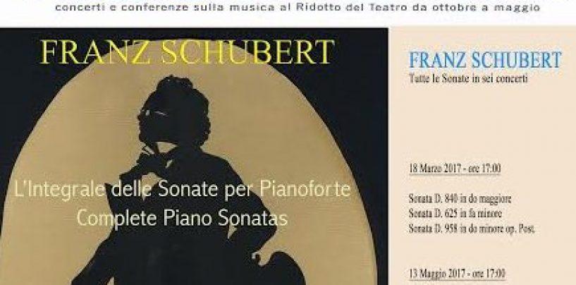 Sei concerti a Ferrara per il pianista avellinese Gianluca Di Donato