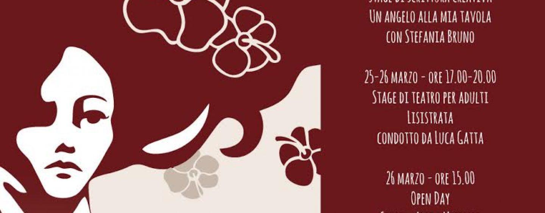 """Bellizzi Irpino, l'Associazione Aisthesis e C.U.L.T. Factory presentano """"Voci di donne"""""""