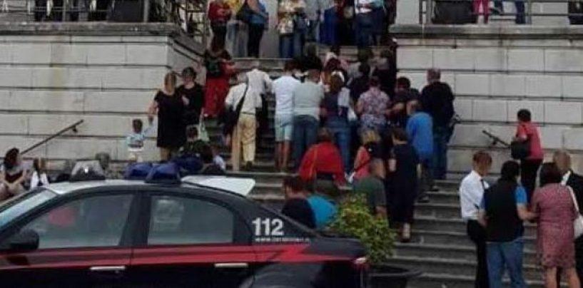Caposele, meditavano furti: una rom denunciata e una allontanata