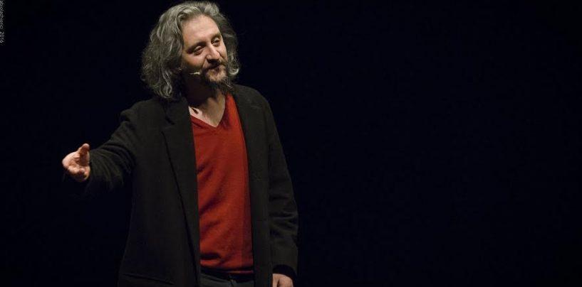 "Al Gesualdo ""Laika"", Ascanio Celestini racconta il suo 'povero' Cristo"