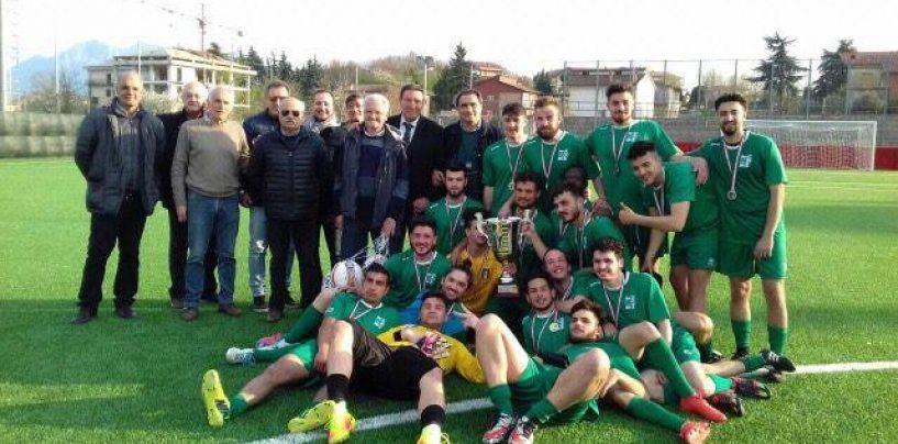 Tripudio biancoverde al Torneo delle Province, Avellino batte Napoli