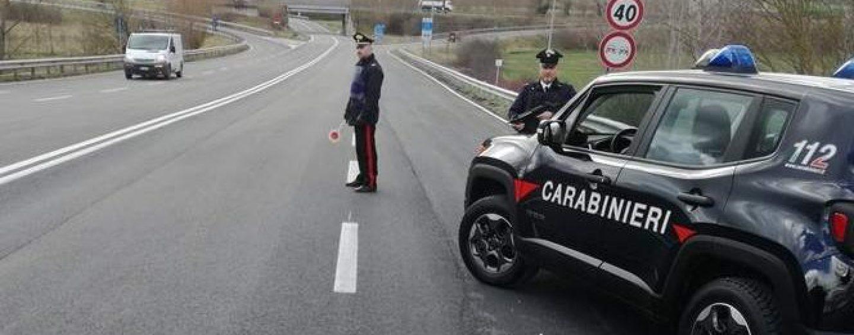 Controlli del territorio, il bilancio dell'Arma dei Carabinieri