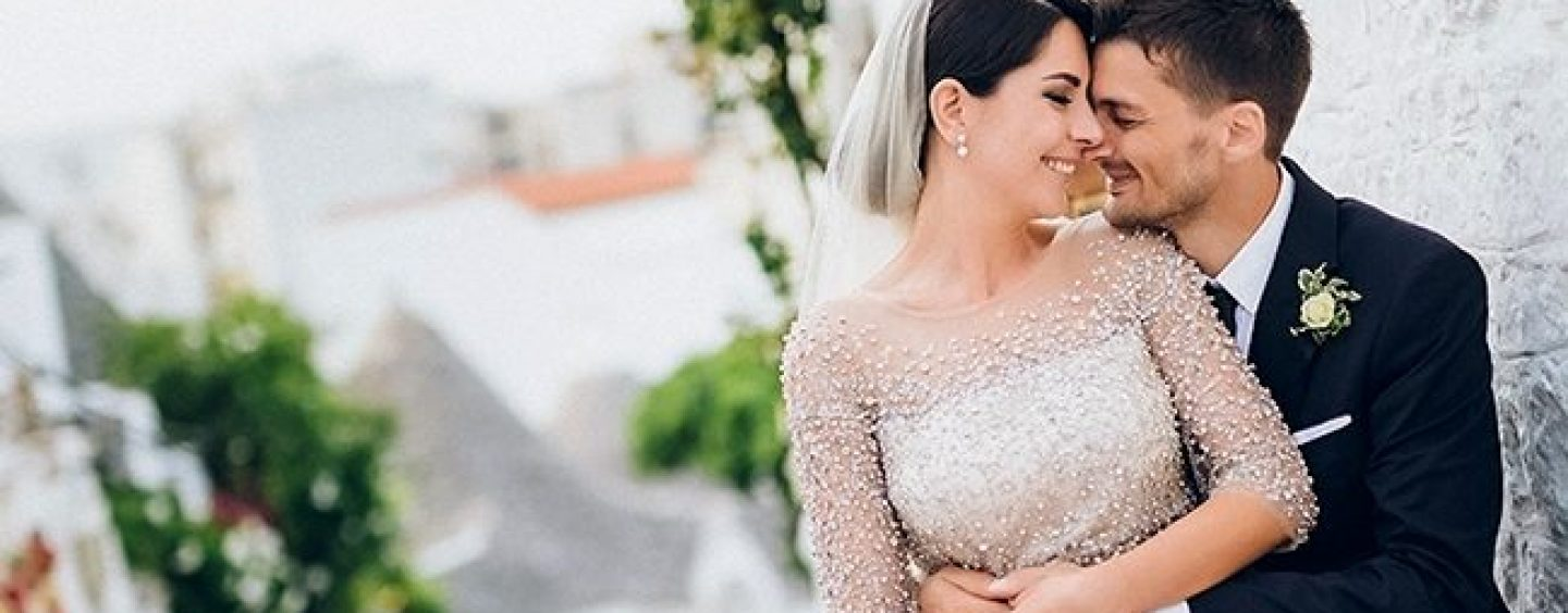 Matrimonio all'Italiana in una Location Unica al Mondo: i Trulli di Alberobello