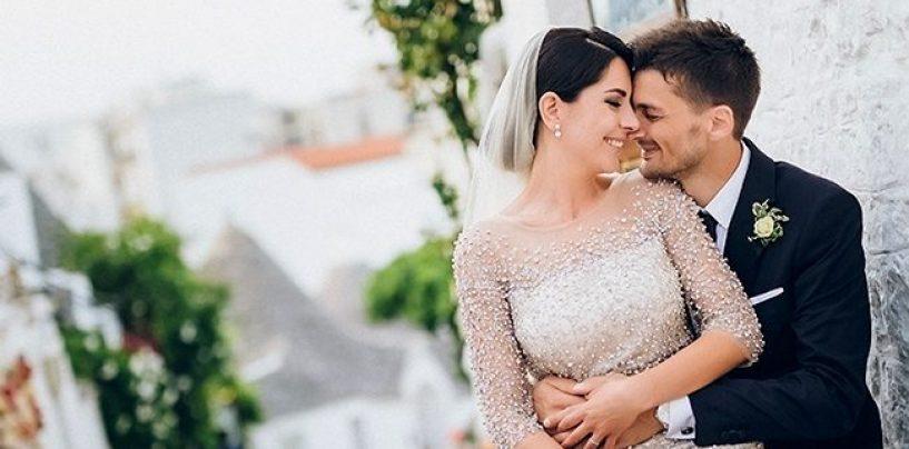 Matrimonio all'Italiana in una Location Unica al Mondo: i Trulli di Alberobello